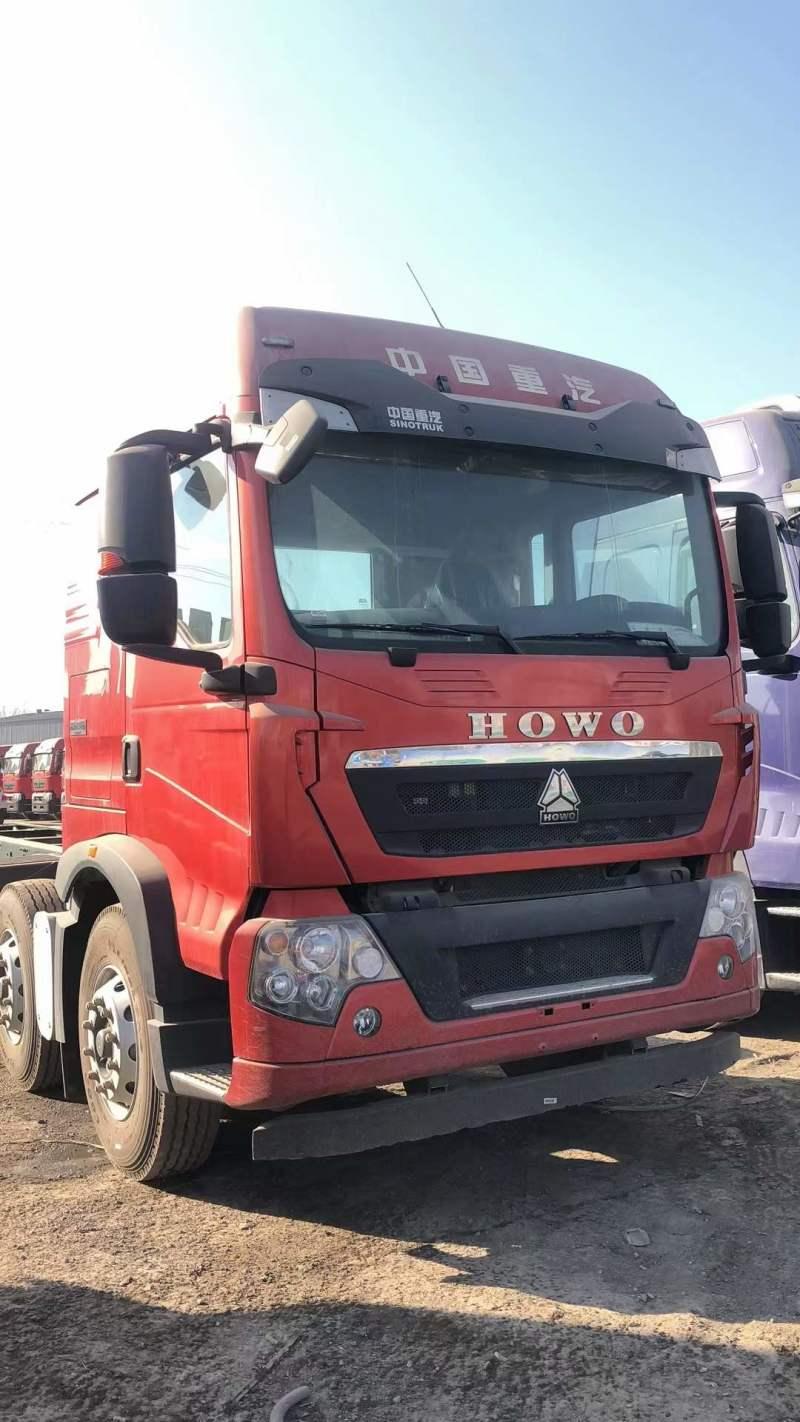 豪沃 TX5;280马力载货车,可做多种车型