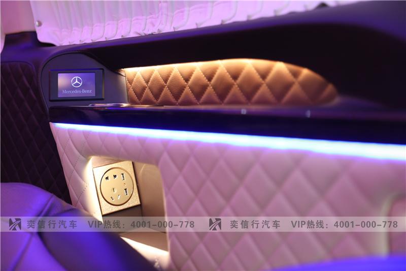2021新款奔馳V260房車 9速奕速箱 四輪空氣懸掛底盤 工廠直營店優惠報價