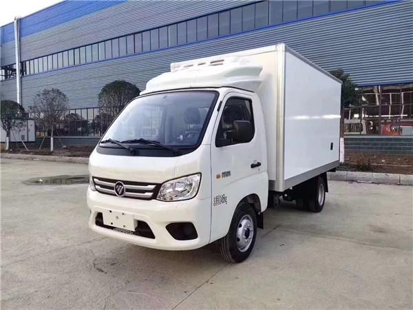冷藏車熱銷品牌大全 國六新款福田祥菱冷藏車價格優惠歡迎選購