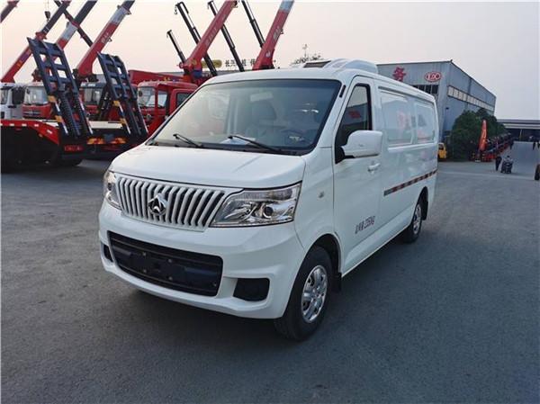新款冷藏車大全 國六長安睿行M1冷藏車廠家特價直銷C證可駕駛