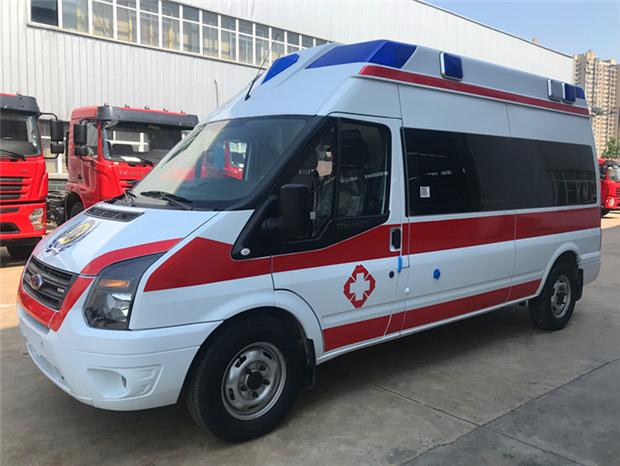 國六福特新世代長軸負壓救護車配置及價格