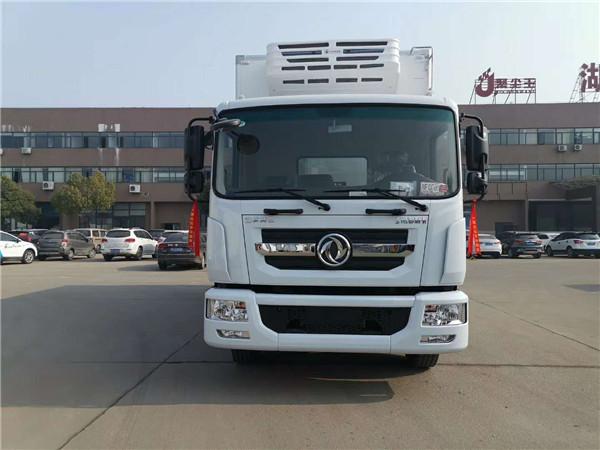 国六6米8冷藏车直销报价 新款前四后八冷藏车最低市场价格