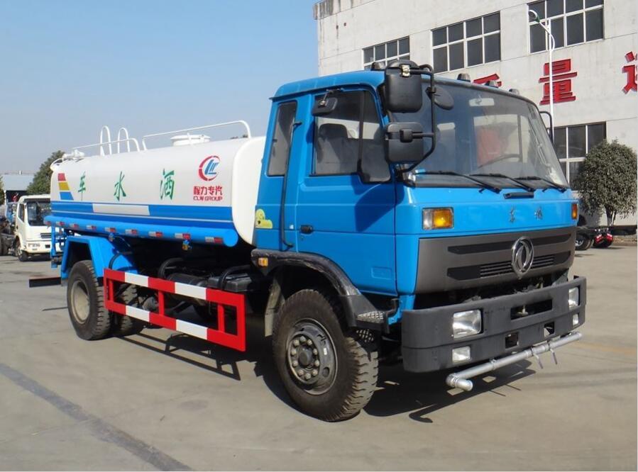 東風145 10-12噸灑水車