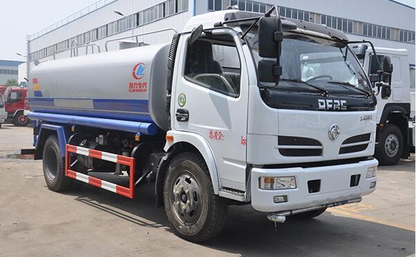 東風福瑞卡10噸灑水車