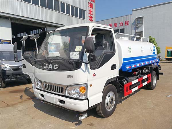 江淮康鈴5噸灑水車(國五)