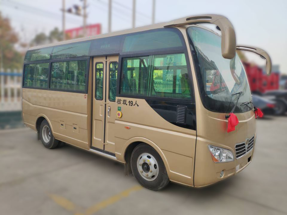 赛特19座HS6605A型公路客车