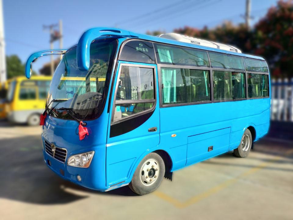 赛特26座HS6665A5型公路客车