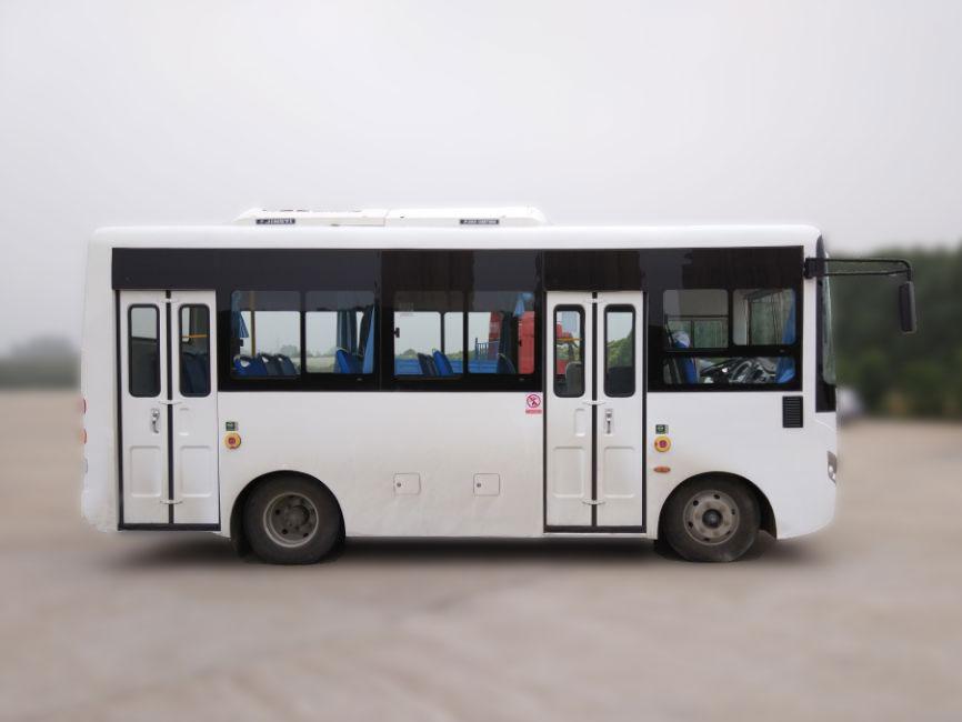 赛特19座HS6602C5型城市客车