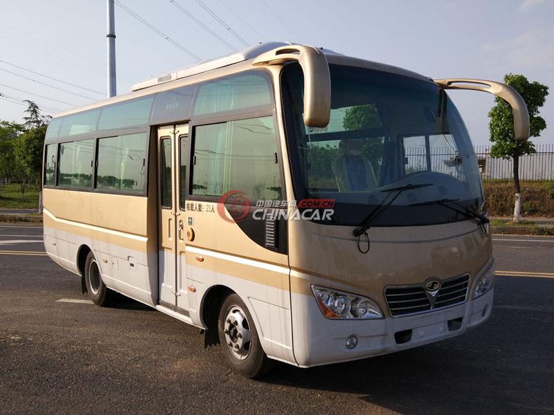 赛特23座HS6661A5型公路客车