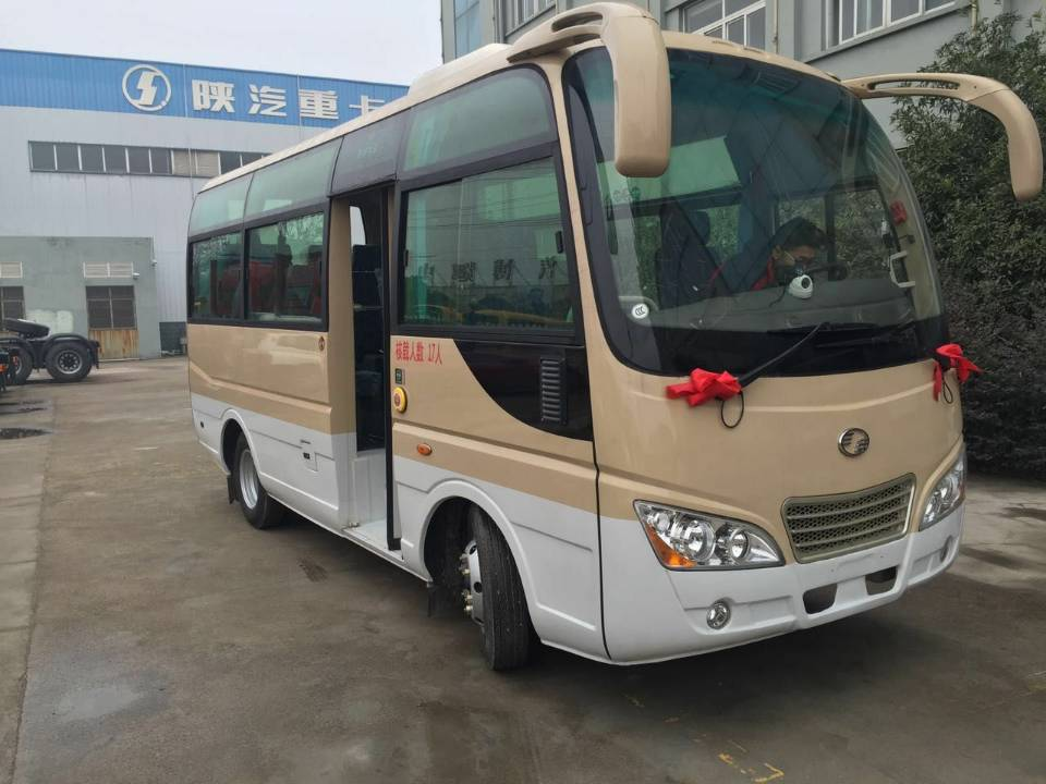 赛特17座HS6596A5型公路客车