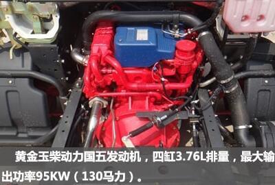 玉柴130马力发动机
