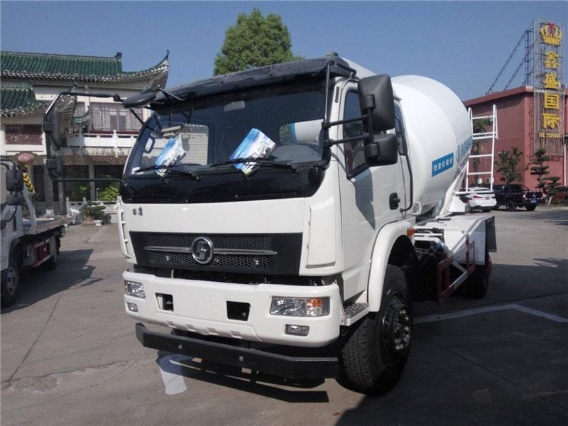 國五陜汽華康3方攪拌車