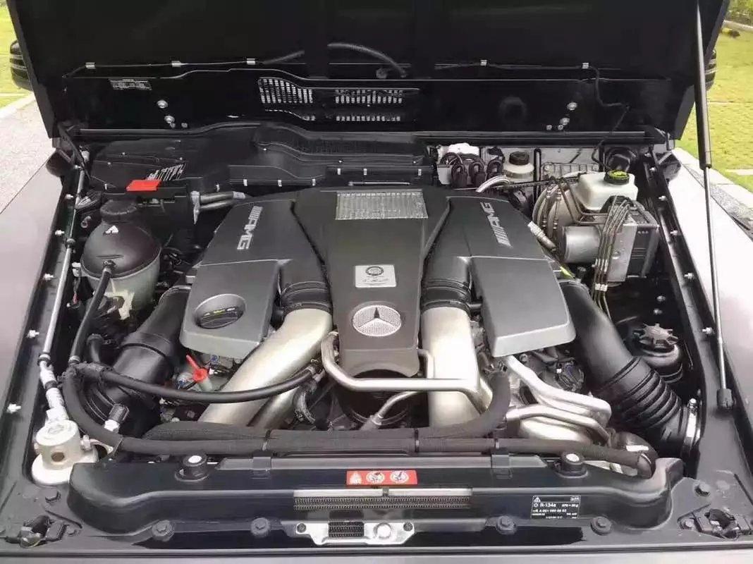 14奔驰G63AMG版二手车
