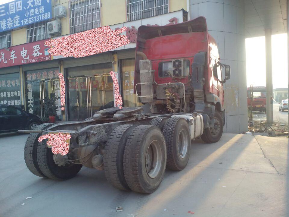 济宁解放J5二手车