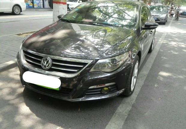 宁波大众CC二手车