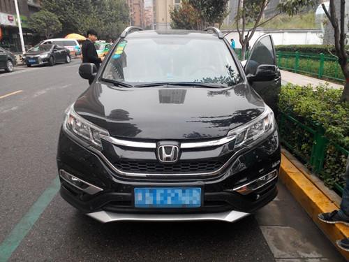 西安二手本田CRV按揭转让二手车