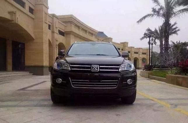 【北京】众泰T600 价格4.30万 二手车