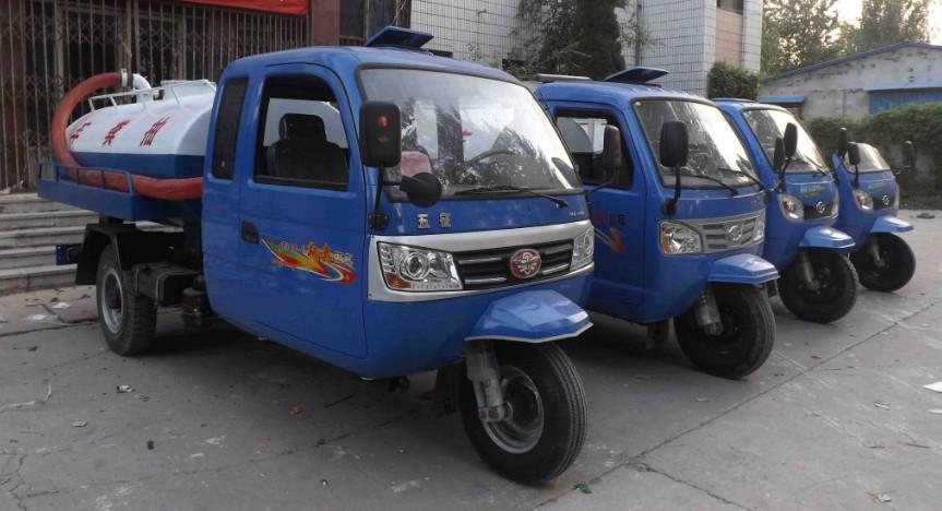 【濮阳】时风农用三轮吸粪车 价格1.00万 二手车