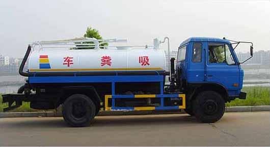 【菏泽】养殖厂化粪池厕所专用吸粪车 价格1.00万 二手车