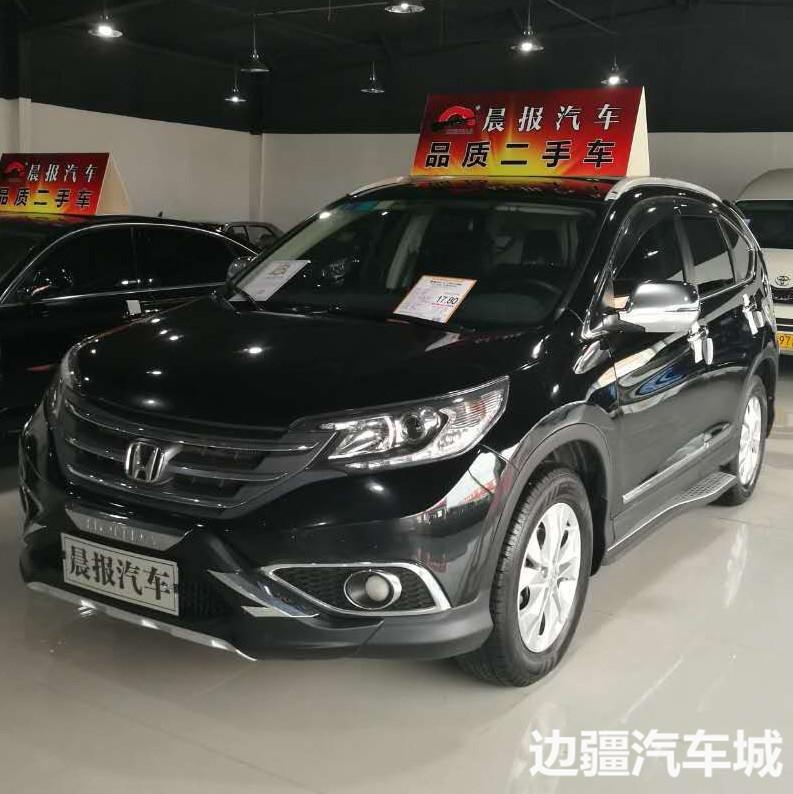 乌鲁木齐本田CR-V 2012款 2.4L 四驱豪华版二手车