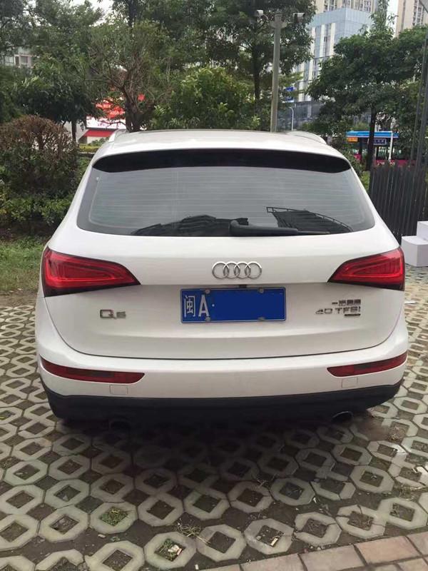 【福州】奥迪Q5 2015款 40 TFSI 技术型 价格34.80万 二手车