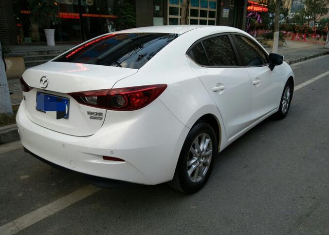 【萍乡】昂克赛拉 价格9.80万 二手车