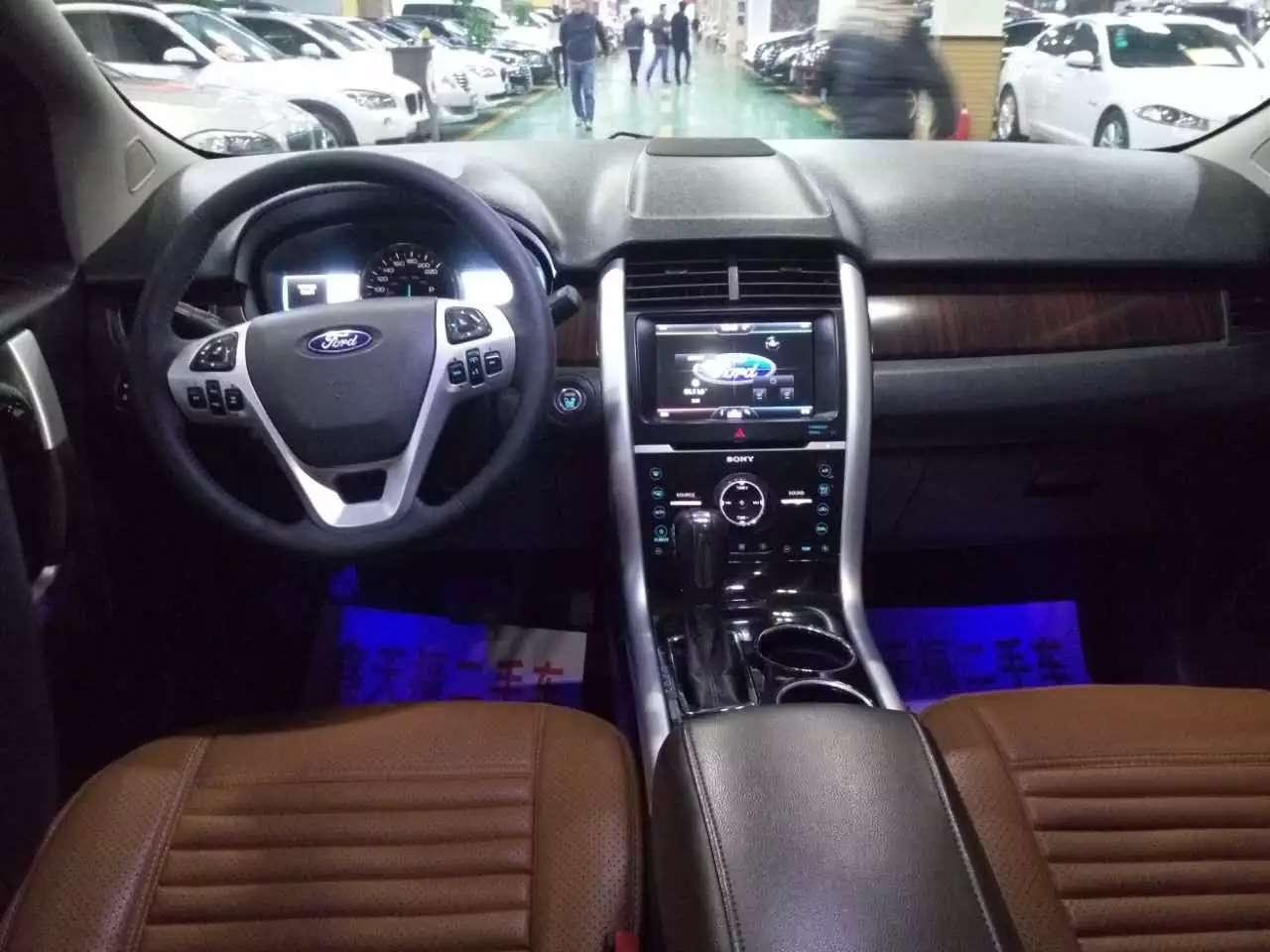 【抚顺】福特锐界 价格19.50万 二手车