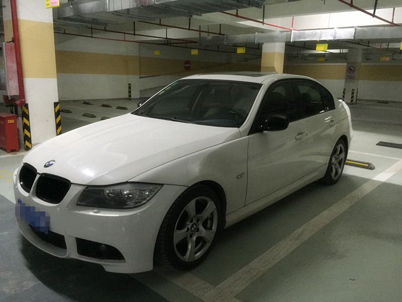 【嘉兴】宝马3系 价格13.60万 二手车