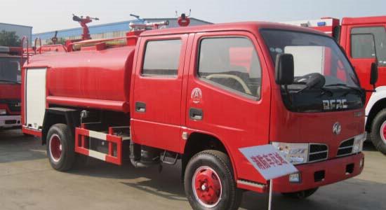 【菏泽】东风水罐消防车厂家直销 价格2.00万 二手车
