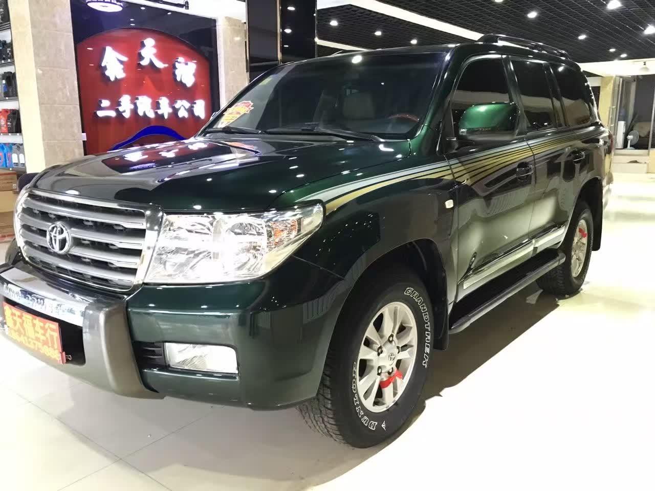 【抚顺】丰田兰德酷路泽4.0 价格42.50万 二手车