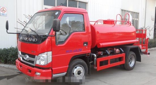 【菏泽】二手东风水罐消防车价格 价格2.60万 二手车