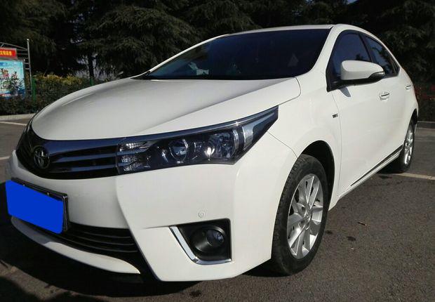 丰田卡罗拉 售价9万