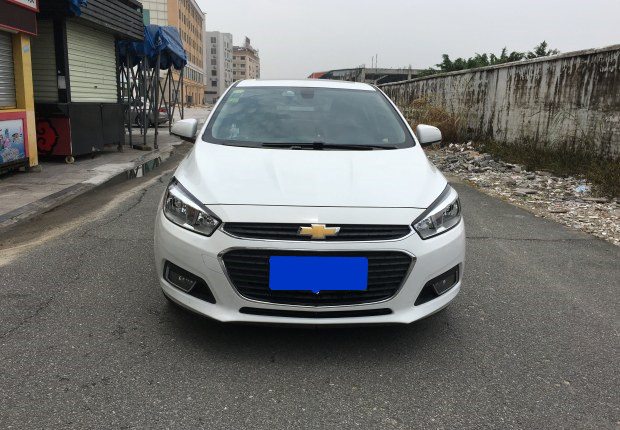 重庆16款科鲁兹 二手车