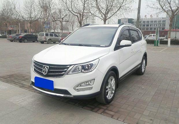 重庆宝骏560一台二手车
