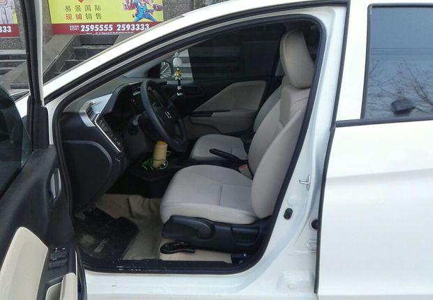 本田锋范一台二手车