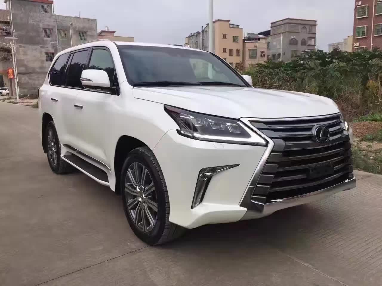 中国汽车网 二手车 二手越野车  【太原】凌志雷克萨斯lx570中东版