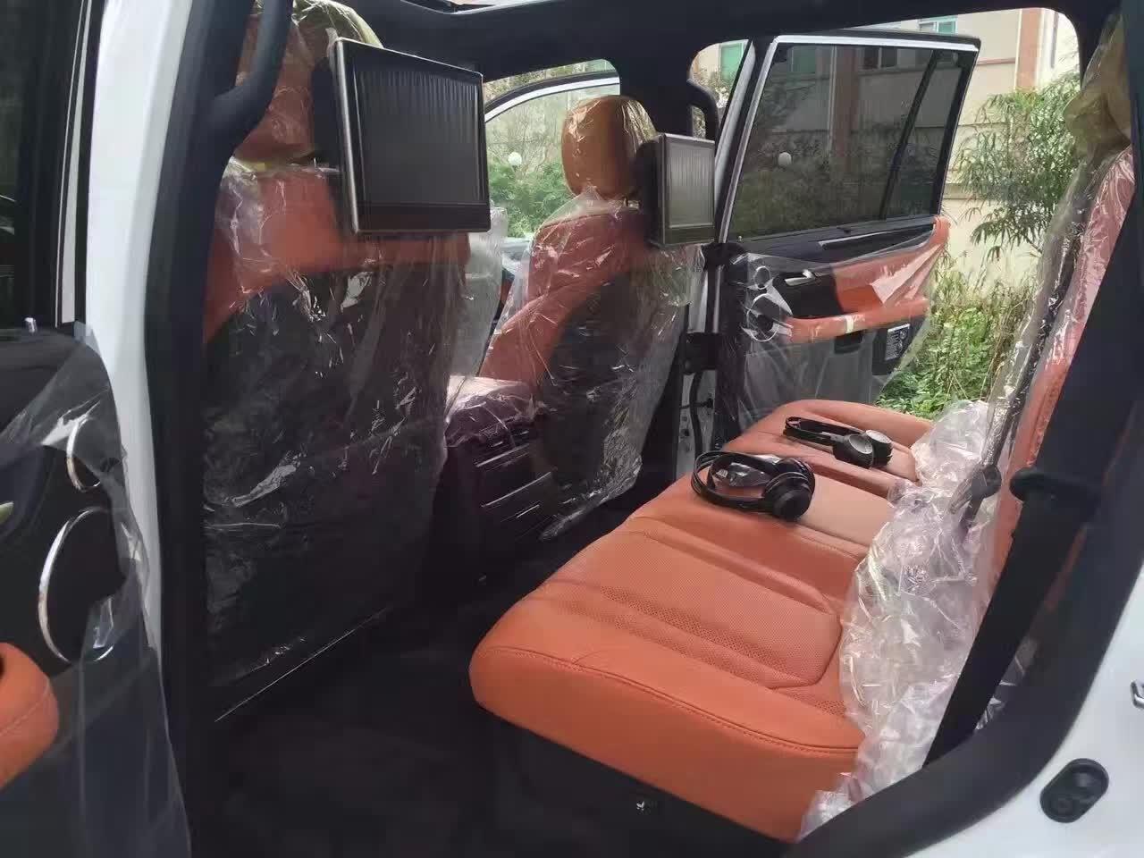【太原】凌志雷克萨斯LX570中东版  价格90.00万 二手车