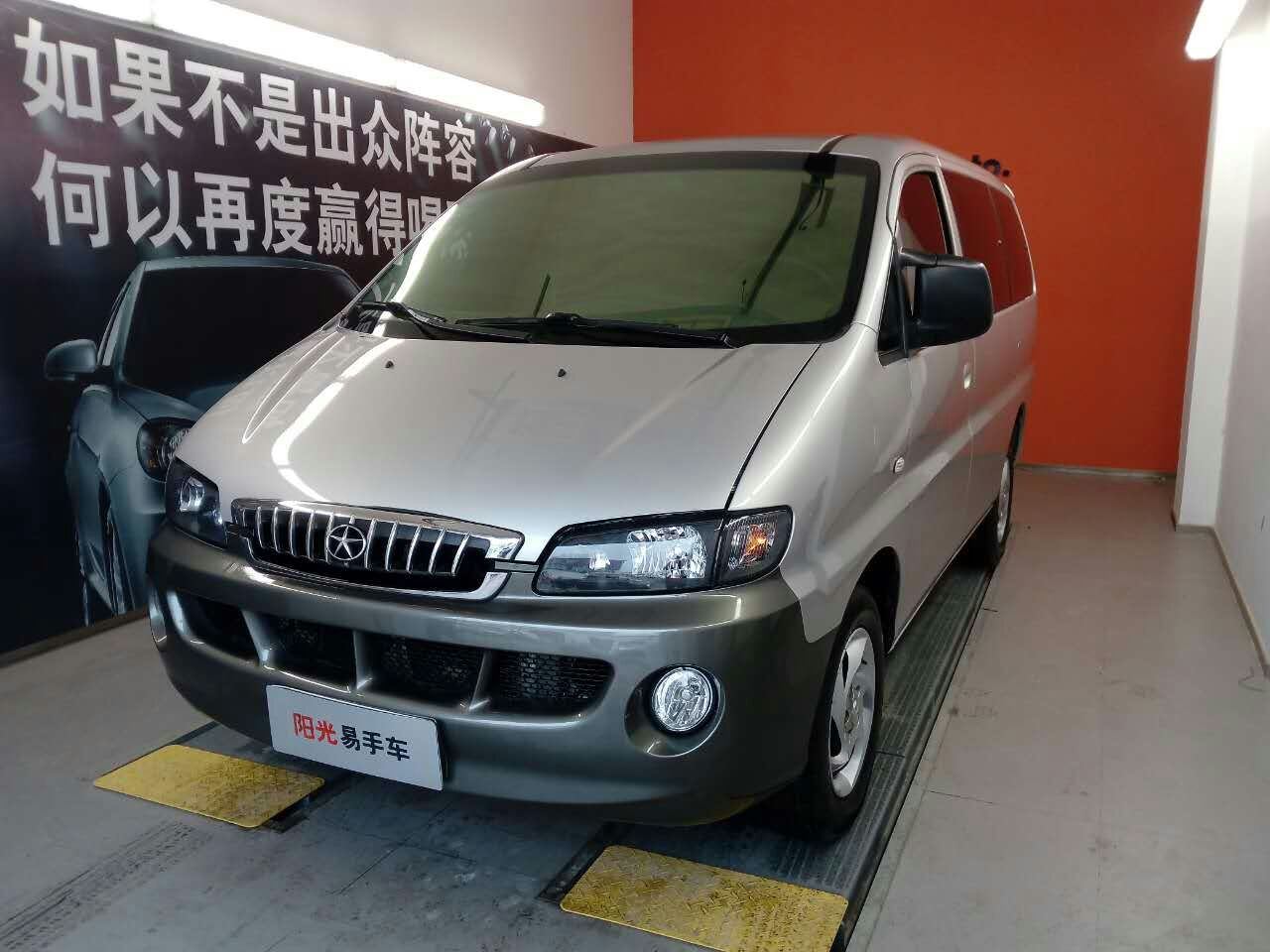 江淮瑞风穿梭 汽油长轴舒适版二手车