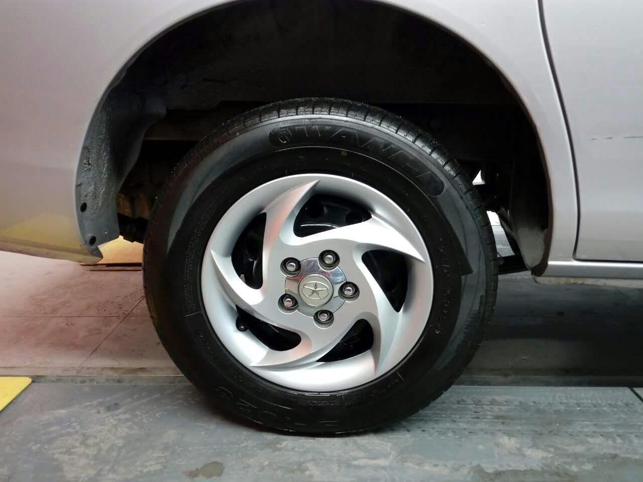 【淄博】江淮瑞风穿梭 汽油长轴舒适版 价格7.98万 二手车