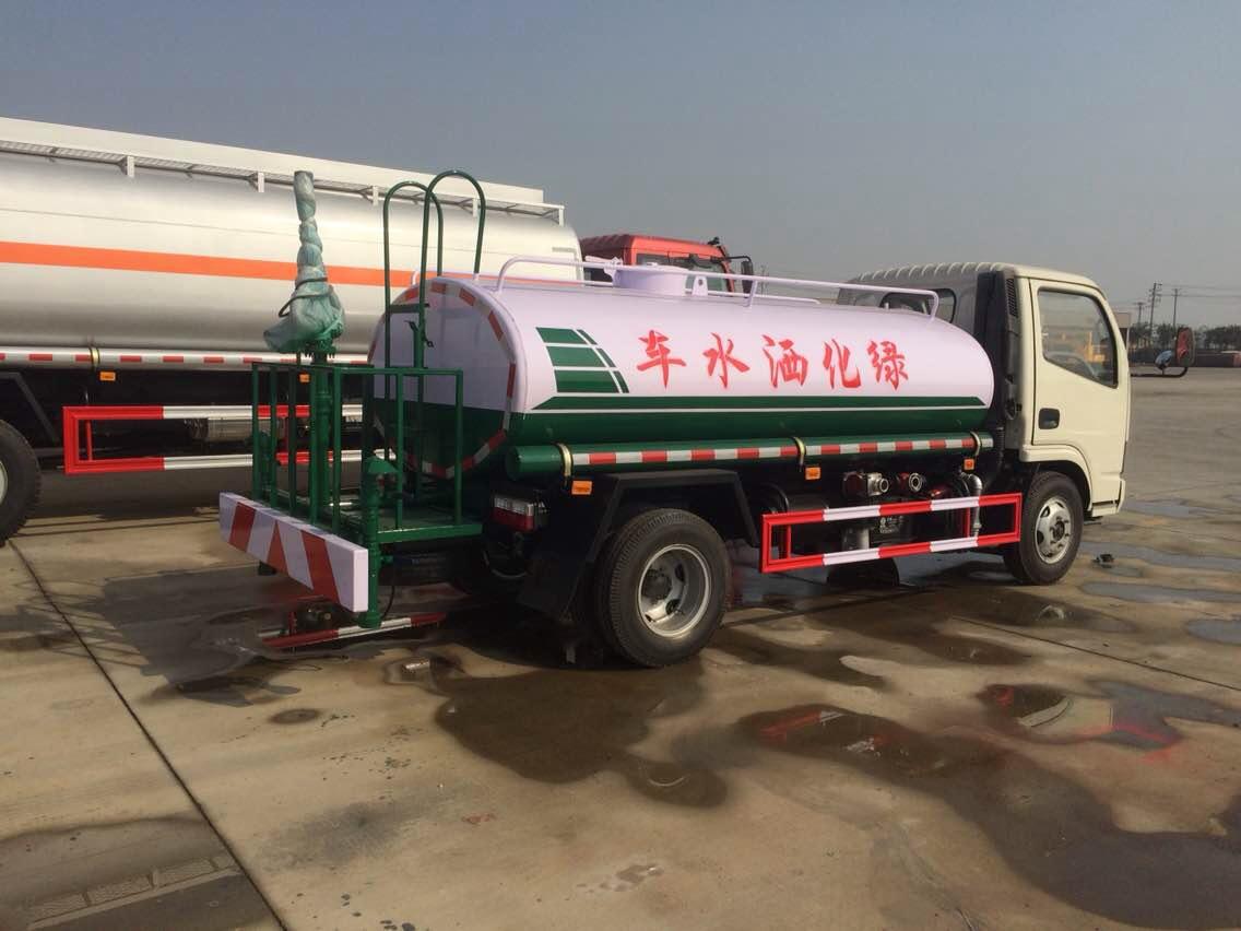 渭南5吨运油车现货低价促销,供水车配件厂家内部低价直销二手车