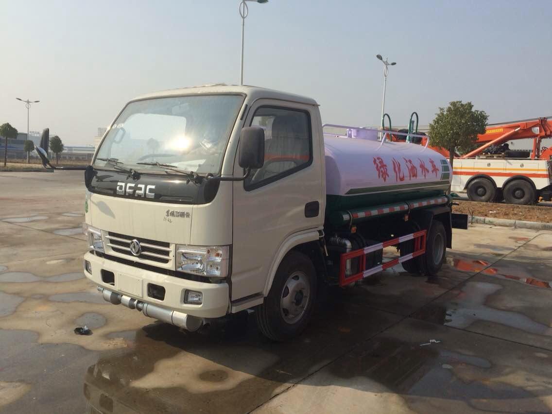 5吨运油车现货低价促销,供水车配件厂家内部低价直销二手车
