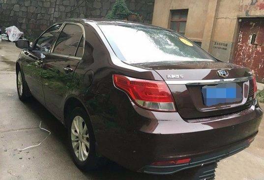 北京吉利远景二手车