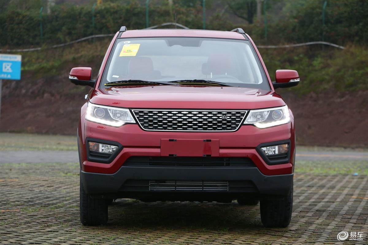 南昌长安CX70T 二手1.5T 7.23万二手车