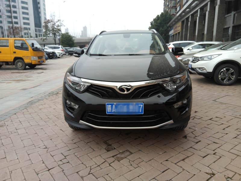 南昌2017款DX7  自动豪华二手车 9.36万二手车