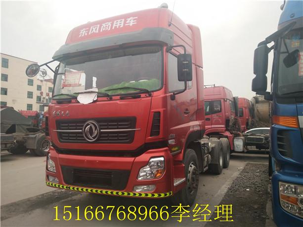 东风天龙 375雷诺 双驱