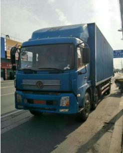 东风天锦二手车