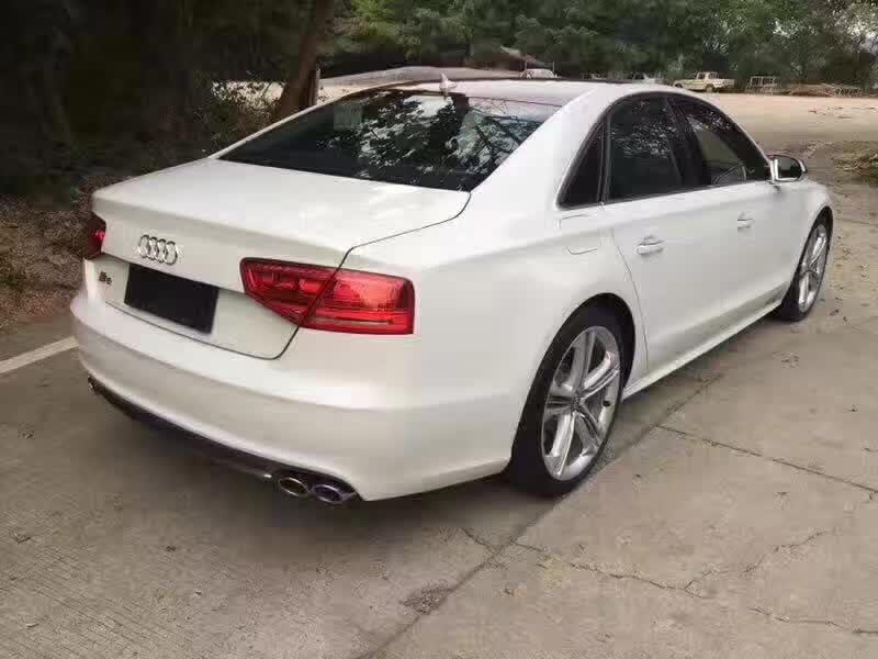 【深圳】2014奥迪s8 4.0t 价格102.00万 二手车