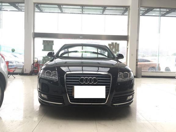 奥迪A62.0T 黑色