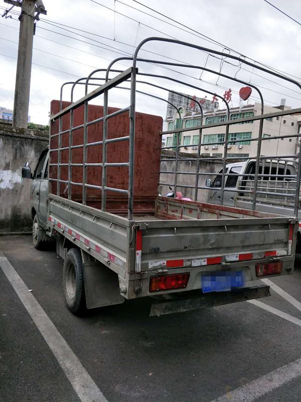双排黑豹小货车