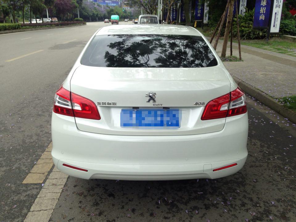 【武汉】标致40815款 自动豪华 价格11.20万 二手车